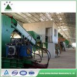 Basura de la eliminación de los desperdicios que clasifica la gestión de desechos del sistema