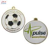 판매를 위한 창조적인 배드민턴 금속 메달을 주문을 받아서 만드십시오