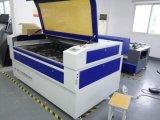 De dubbele Hoofd Scherpe Machine van de Laser voor de Stof van het Speelgoed van Kleren
