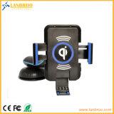短絡の保護普及した無線車の充電器中国製