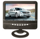 """9 """" Televisie van TV TFT LCD van TV isdb-t de Draagbare"""