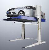 подъем стоянкы автомобилей автомобиля столба 2.7t 2 гидровлический