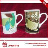 Caneca de café cerâmica 3D para presente de promoção