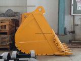 De Emmer van het Graafwerktuig van de kraan/de Greep van het Logboek/Houten Greep voor de Delen van de Machines van de Bouw
