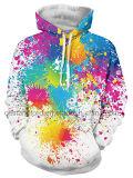 OEM 유행 남자의 다채로운 모자 스웨터 스포츠 착용 스웨트 셔츠 Hoodies