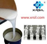 Het Rubber van het silicone voor het Afgietsel van het Cement, Silicone Xinrun