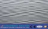 建築材料の美しい波の壁の装飾的なパネル