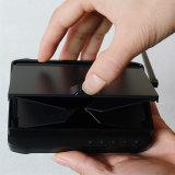 5 polegadas sem fios 5.8GHz portátil 40 Canais DVR com Proteção Solar inteligente