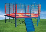Trampoline colorido Multifunction do divertimento das crianças (TY-9135E)
