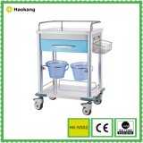 Hospital Furniture para Emergency Trolley (HK801)