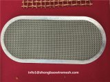 Edelstahl gesponnener Maschendraht-Filter/Filter-Platte/Plastikextruder-Filter-Platten-Bildschirm