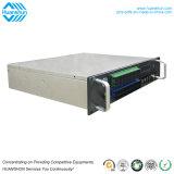 1 U RACK Erbium-Doped amplificador EDFA de fibra (con 32X18~23dBm