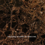 Wall Tile Floor Tile를 위한 Polished Dark Emperador Marble Floor Tile