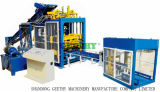 Qt en blocs de ciment10-15c Making Machine