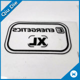 Custom Silicone Heat Transfer Printing Label for Garment