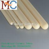 99.7% Tube abrasif d'alumine de protection de thermocouple de résistance
