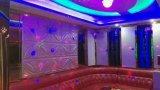 Mur acoustique de l'isolation saine 3D de la Chine répandant le panneau pour décoratif