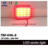 Quadratische Röhrenblitz-Warnleuchten-Oberflächen-Montierung der Leistungs-LED (TBF-830L-E)
