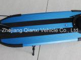 Складная конструкция автомобиля мин электрический удар скутер / E-роликовой доске (QX-1001)