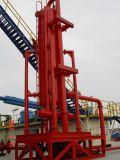Degasser сепаратора жидкостного газа грязи оборудования H2s нефтянного месторождения/плохого мальчика