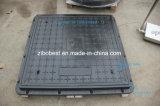 coperchio di botola composito della resina quadrata di 1000X1000mm con la guarnizione