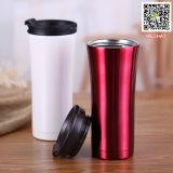 Двойные стены из нержавеющей стали Inox чашки кофе кружки кофе кофе тумблерный изолированный кружки кружки кофе вакуумного насоса