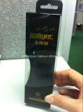 Personalizada de envases de plástico plegables Cajas de impresión (PVC 009)
