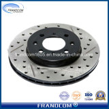 Good Quality Performance Brake Disc clouded