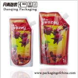 Пластмасса Doypack питья изготовления верхнего качества