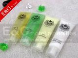 Hotel-Annehmlichkeiten eingestellte kosmetisches Shampoo-Plastikhotel-Gefäße