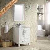 Fed-1981A 24 тщеты ванной комнаты мрамора оптовой продажи дюйма верхних коммерчески самомоднейших белых