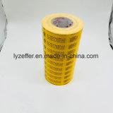 Film protecteur pour profilé en aluminium réalisés dans Linyi