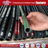 Tubo flessibile idraulico di buona qualità della macchinetta a mandata d'aria dei fornitori della macchinetta a mandata d'aria