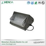 Iluminación del paquete de la pared de la UL ETL 60W 80W 120W Outdor LED