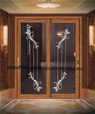 Серия Ouya 120-100 алюминиевые раздвижные двери с рамой