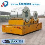 25 Tonnen-Hochleistungswerkstatt-elektrische steuerbare batteriebetriebene Ring-Übergangskarre