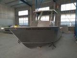 La cabane de 5.8m Centre d'aluminium Hardtop Bateau de pêche