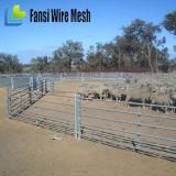 L'ovale siffle chaud de produits de panneaux de bétail plongé galvanisé
