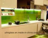 Abgehärtetes Splashback Glas mit australischer Bescheinigung