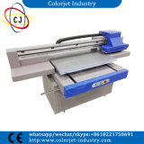 A1 크기 Wer-Ef9060UV LED 유리, 나무, 인쇄하는 도와를 위한 UV 편평한 침대 인쇄 기계