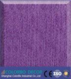 Kompakte zusammenhängende Struktur-akustisches Panel-Polyester-Faser-Panels