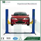 Gg марки Ce гидравлический 3.5-4 тонн напольную пластину двумя должностями Car авто подъема