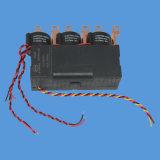 Relè 100A con la doppia bobina 9VDC