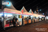 шатер Gazebo 5X5m напольный для торговой выставки и празднества