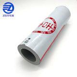70micron du rouleau de film de protection en plastique en polyéthylène pour les pays ACP