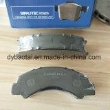 Disco metálico Semi comercial de Isuzu Pastillas de freno Disco de la fábrica de China