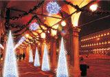 Parte de las luces de LED decoración Jardín Casa colgando Luces de Navidad
