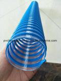 Mola Espiral flexíveis de PVC a mangueira de sucção