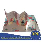 Foldable Aqualand革新的なXPEの二重表面かはうか、または這うか、または床または泡またはキャンプするか、または体操またはヨガまたは演劇または遊ぶか、または毛布またはカーペットまたはマット