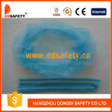 2017 desechables Bouffant Ddsafety azul tapa